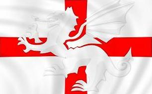 Old English Flag